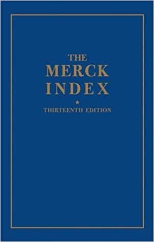 The Merck Index 14th Edition Pdf