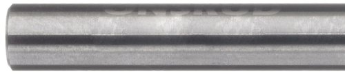 variant image of LMT Onsrud 63-715 Solid Carbide Upcut Spiral O Flute Cutting Tool, Inch, Uncoated (Bright) Finish, 21 Degree Helix, 1 Flute, 2.0000