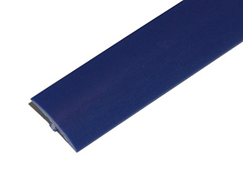 """Gloss Blue 20 Foot 3/4"""" 19mm Smooth T-Molding Arcade for sale  Delivered anywhere in USA"""