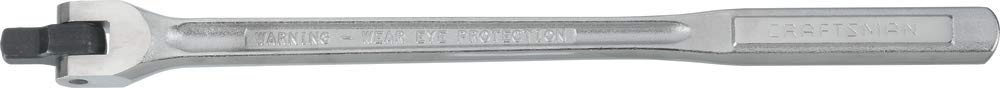 CRAFTSMAN Breaker Bar, 15-Inch with 1/2-Inch Drive (CMMT44201)