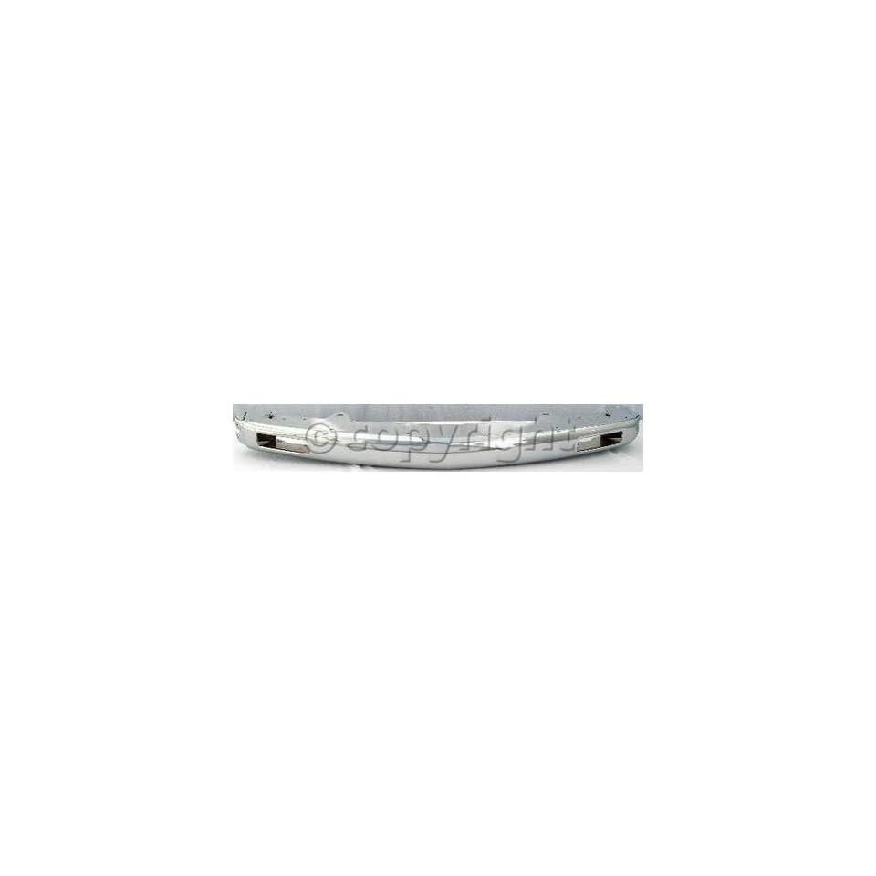 BUMPER CHROME chevy chevrolet BLAZER S10 s 10 95 97 PICKUP 94 97 front