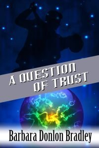 book cover of A Question Of Trust