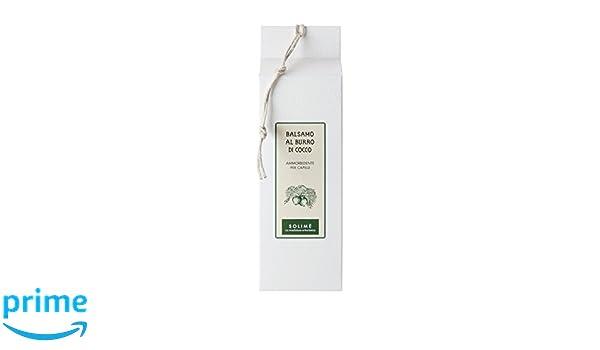 Balsamo de mantequilla de coco y cítricos para pelo nutridos y suaves, 200 ml, producto de herbolario, fabricado en Italia.: Amazon.es: Salud y cuidado ...
