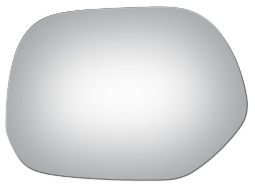 (Flat Driver Left Side Replacement Mirror Glass for 2004-2006 Scion Xb)