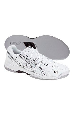 Asics GEL-Dedicate 3 - Zapatillas de tenis para interior blanco - blanco