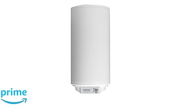 Edesa ecoshower - Termo -80 75l vertical horizontal clase de eficiencia energetica b\m: Amazon.es: Bricolaje y herramientas