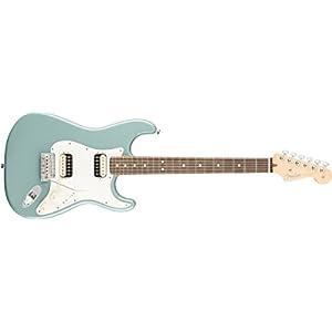 American Professional Stratocaster HH Shawbucker RW Sonic Gray