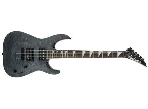 Jackson JS Series Dinky Arch Top JS32TQ DKA Electric Guitar (Trans Black) by Jackson