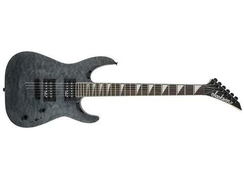 Jackson JS Series Dinky Arch Top JS32TQ DKA Electric Guitar (Trans Black)
