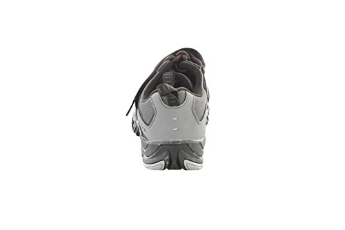 Shimano SH-MT43G Mountainbikeschuh grau-rot Größe 37 2013 MTB Schuhe