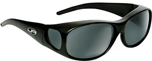 Jonathan Paul Eyewear Fitovers Eyewear - Element Matte Bl...