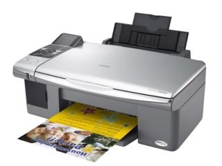Epson Stylus DX Scanner Driver and Software