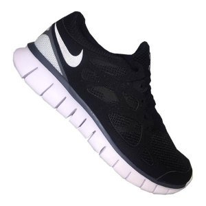 Nike Free Run 2 EXT Running Damen Schwarz F023 Größe 40: Amazon.de ...