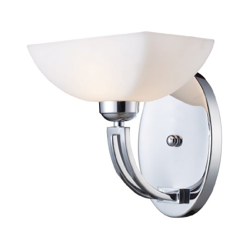 Elk 10030/1 Arches 1-Light Vanity In Polished - Arches Outlet