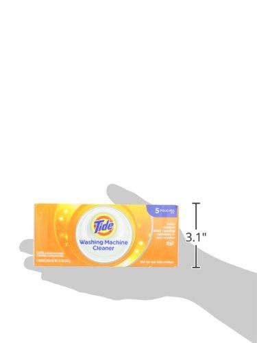 Tide Washing Machine Cleaner 5 Count - Buy Online in UAE ...