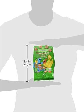 Allos Galletas Barrio Sésamo con Avellanas y Coco Galletas - Paquete de 6 x 150 gr - Total: 900 gr: Amazon.es: Alimentación y bebidas