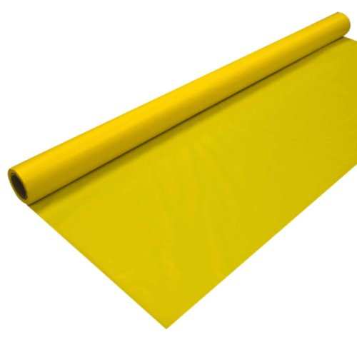 Party Essentials Plastic Banquet Table Roll Available in 27 Colors, 40
