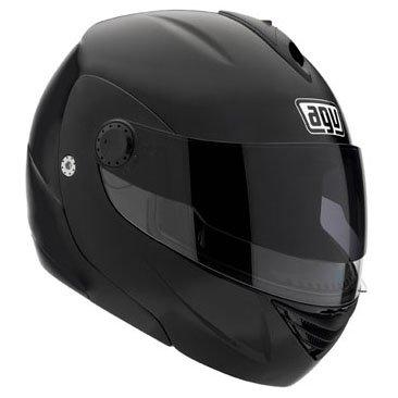 2013 AGV Miglia Modular 2 Motorcycle Helmets - FL-BK 2XL