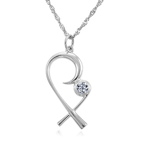 The Mommy Pendant – Personalized Silver Mother Child Necklace with Birthstone Designer Gift Box – Christmas, Push Present for wife, mom