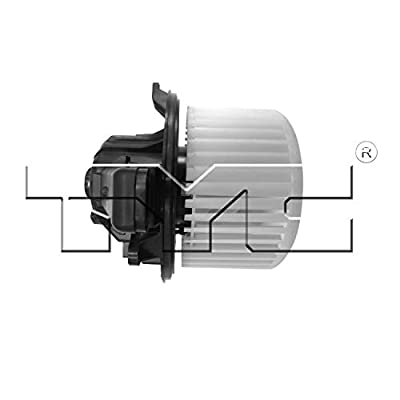 TYC 700237 Replacement Blower Assembly: Automotive