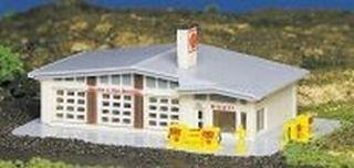 Bachmann Gas Station - N Scale