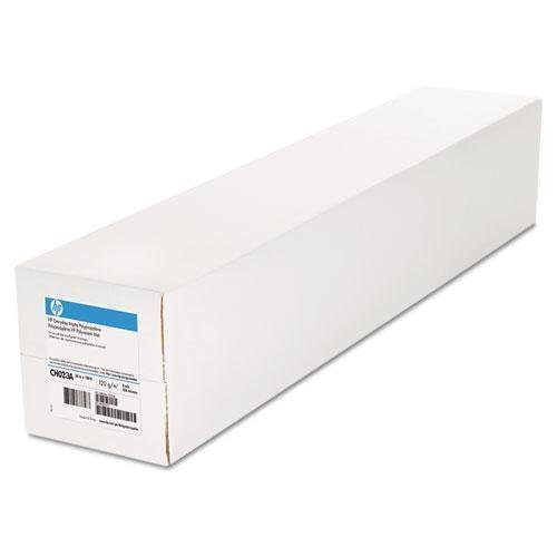 "HP CH023A Everyday Matte Polypropylene Film, 8 mil, 2"" Core, 36"" x 100 ft, White, 2 Rolls"