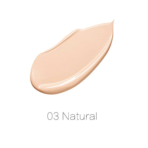 Review Pro Full Cover Liquid Concealer, Waterproof Smooth Matte Flawless Finish Creamy Concealer Foundation for Eye Dark Circles Spot Face Concealer Makeup, Size:6ml/0.20Fl Oz, Natural