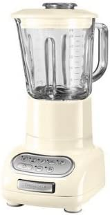 KitchenAid Artisan, Vidrio, Acero inoxidable, Crema, 220 ...