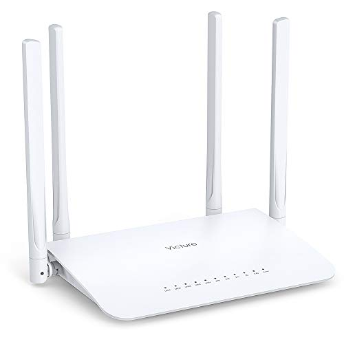 🥇 Victure AC1200 WiFi Router Dual Band Wireless Router for Home