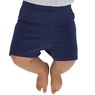 Stretch is Comfort Infant Cotton Bike Shorts Pack of 2 SINF4001-$P