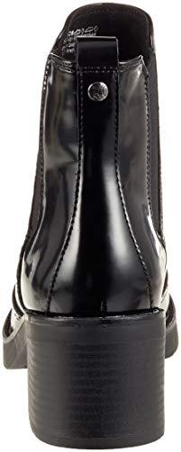 5 s Black Femme Bottes 25330 Chelsea 1 Oliver 5 Noir wPxqPa6U