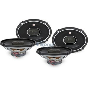 Two Pair of JBL GTO938 1200W 6x9