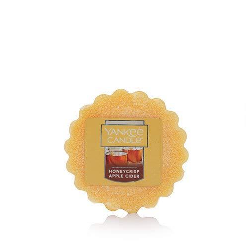 Wickless Body Tart - Yankee Candle Honeycrisp Apple Cider Tarts Wax Melt, Fruit Scent