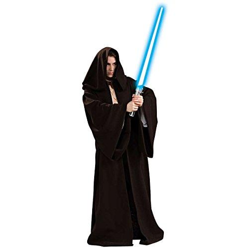 Super Deluxe Jedi Robe Adult Costume - Standard]()
