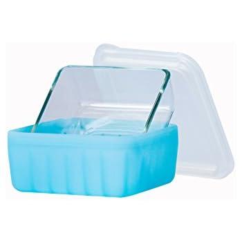 Amazoncom Frego BPA Free Glass Food Storage Container 4 Cups
