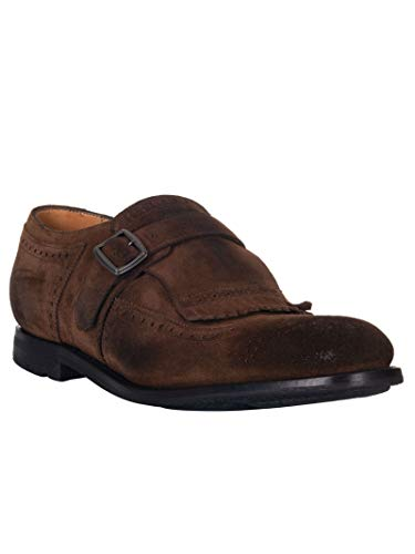 camoscio Buckle Men Church's marrone Shoes in Eog0019ae9f0aal OpHxX7