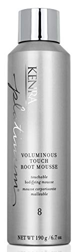 Kenra Voluminous Touch Root Mousse #8, 6.7-Ounce (Kenra Volume Mousse)