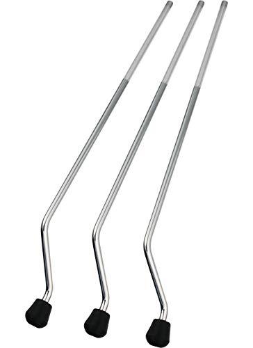 Gibraltar SC-TL2A Floor Tom Legs 10.5Mm 3/Pack (Renewed)