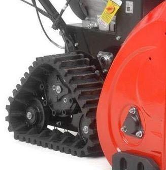 5,2 kW// 7,0 PS, E-Start, 66,5cm R/äumbreite, LED-Licht, Griffheizung, Antrieb, 6-G/änge Hecht 9666 Benzin Schneefr/äse