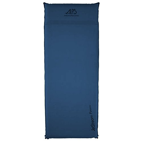 ALPS Mountaineering Lightweight Series Self-Inflating Air Pad, Regular