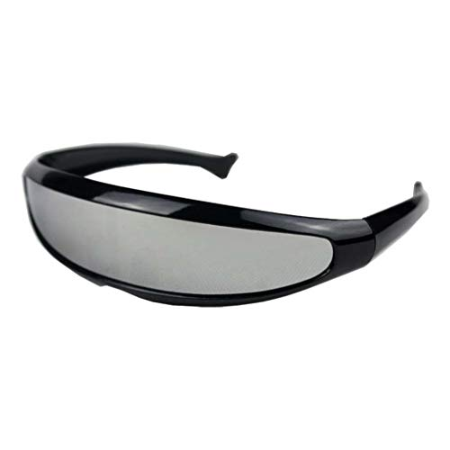 (FORUU Glasses, Women Man Outdoor Fishtail Uni-lens Sunglasses Riding Cycling Eyewear 2019 Summer Newest Arrival Beach Holiday Party Fashion Best Gifts For Husband Under 5 Dollars Free Delivery)