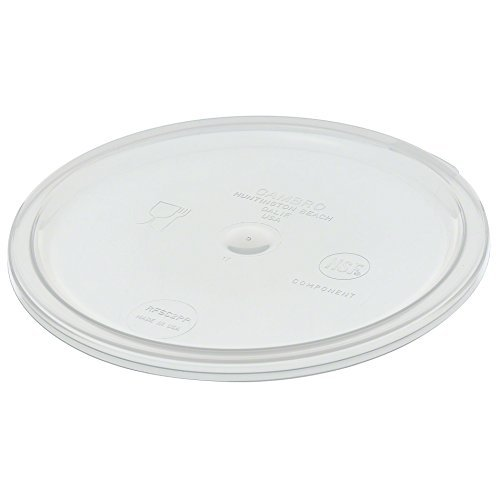 Cambro  Cover for 2 & 4 qt Round Plastic Containers