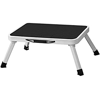 Amazon Com Ollieroo Step Stool Portable Lightweight