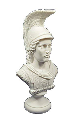 Estia Creations Alexander The Great Bust Sculpture Macedonian King ()