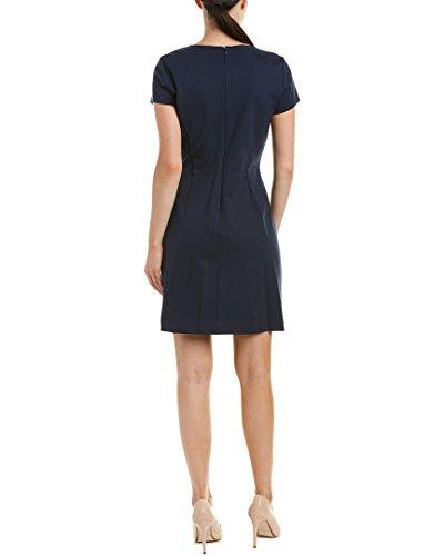 Brooks Brothers La Femme Robe De Changement De Vitesse, Deux, Bleu