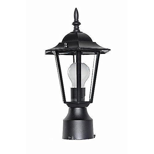 outdoor light poles amazon com