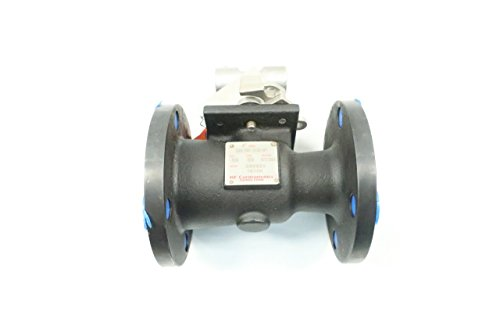 KF CONTROMATICS Z44 1501 212A M7 150 Steel FLANGED 2IN Ball Valve D627363 from K F Contromatics