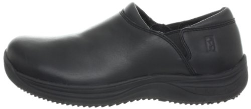 MOZO Women's Forza Slip Resistant Work Clog,Black,9.5 M US by MOZO (Image #5)