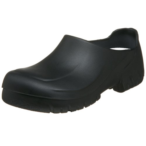 Alpro A630 Clog,Black w/o Steeltoe,43 Medium (Birkenstocks Clearance)
