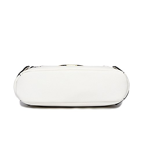 Cross Cross Bag LeahWard Body Women's Body White Bag 6fgzqw